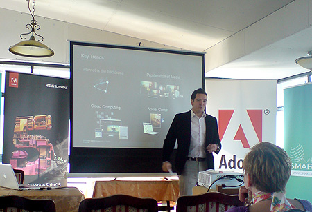 Prezentacija Adobe Creative Suite 5