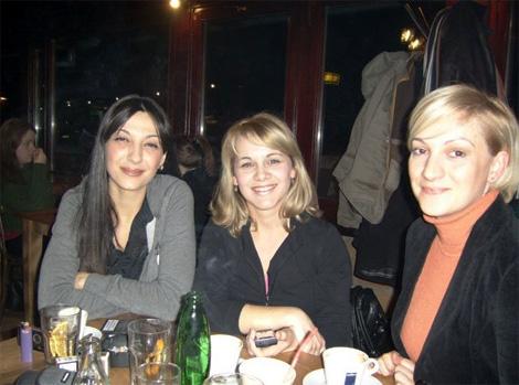 Dragana Đermanović, Maja Vasić, Jasna Kamatović