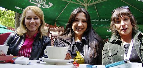 Maja, Gaga i Jelena