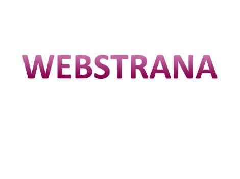 Webstrana