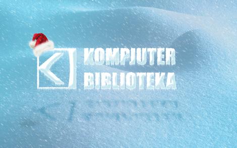 Tekst zavejan snegom - Kompjuter biblioteka