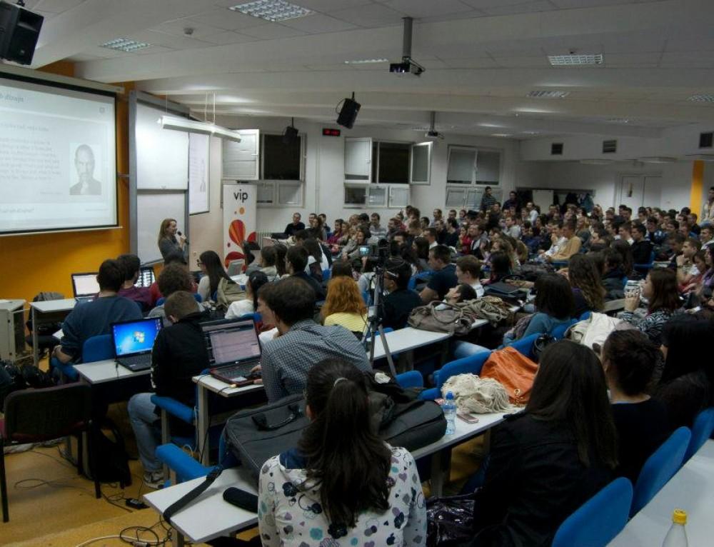 Blogeri studentima – Kako živeti od veb dizajna