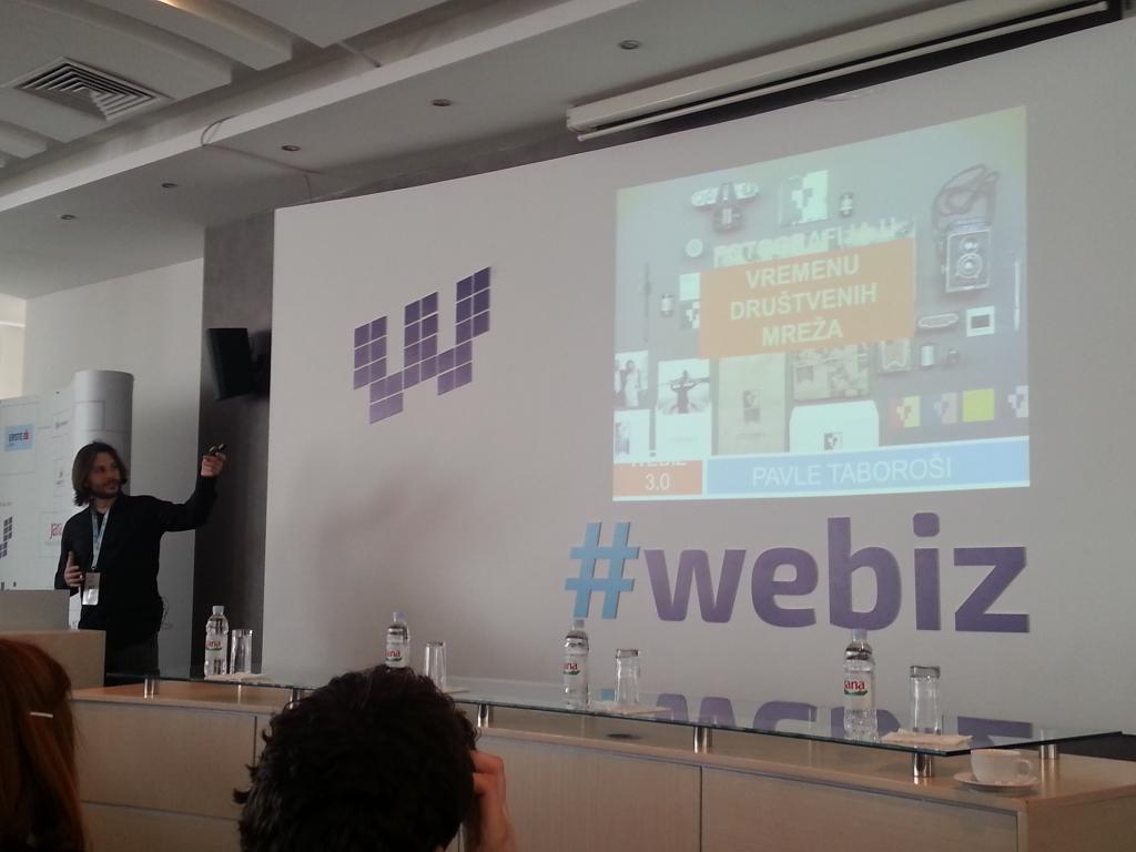 Fotografija u vremenu društvenih mreža, Webiz, Zrenjanin